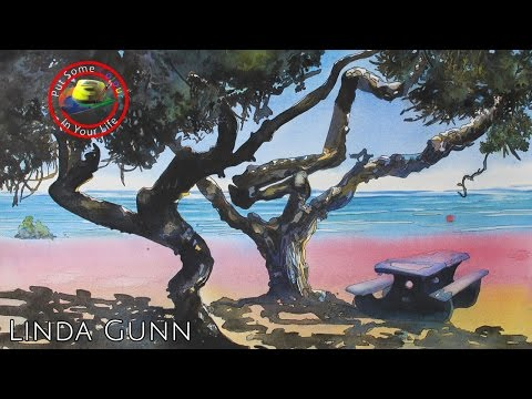 Fine Art Tips with Linda Gunn on Colour In Your Life