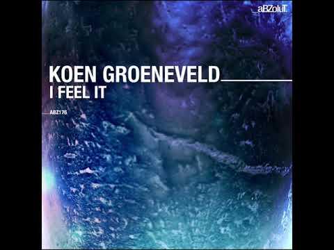 Koen Groeneveld - I Feel It bedava zil sesi indir