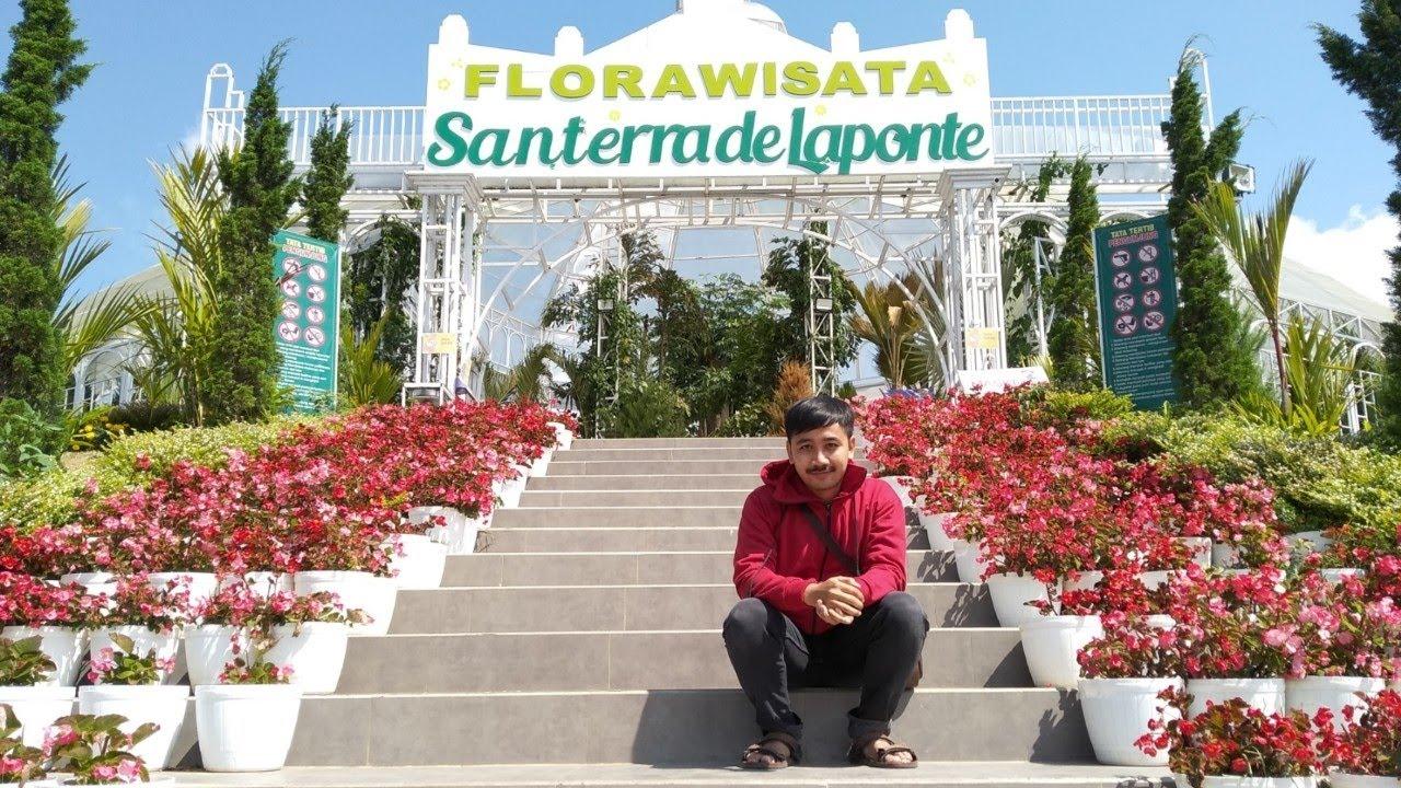 "FLORA WISATA ""SANTERRA DE LAPONTE"" - Wisata Baru Malang Jawa Timur"