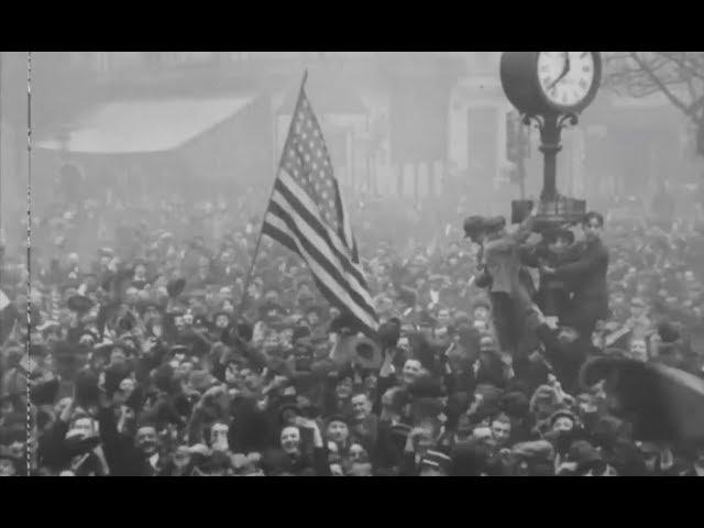 Reel America: 1918 Meuse-Argonne Silent Films