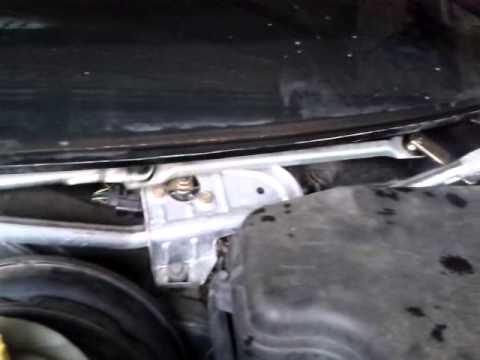 Mechanizm Wycieraczek Audi A4 B5 Praca Youtube