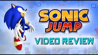 SXS - Sonic Jump (Mobile) - Video Review