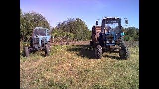 Как купить в деревне трактор?