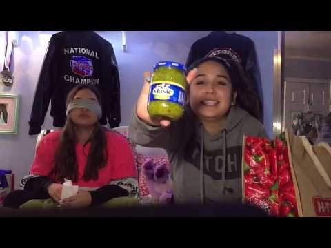 What's In Our Mouth Challenge