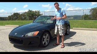 Review: 2002 Honda S2000