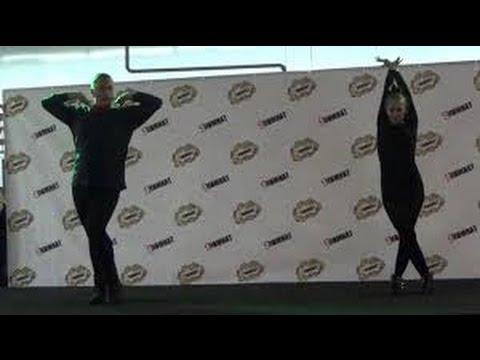 клип где мадонна танцует