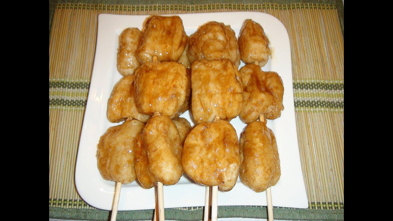 Pinoy recipe glutinous rice kebab carioca recipe youtube ccuart Choice Image