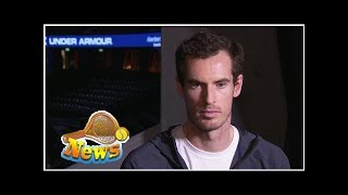 Andy murray adjusts aims after hip injury ahead of 2018