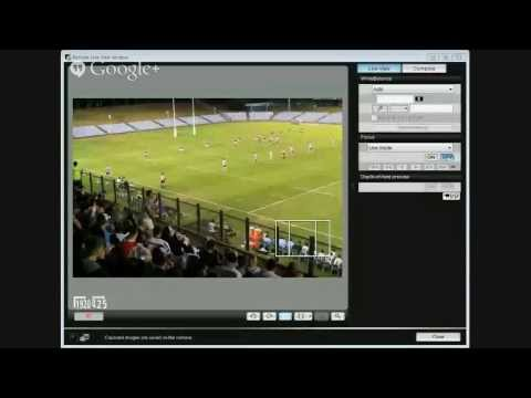 Test - Beta Test Google Hangout/ Telstra Broadband Cronulla v Manly Trial NRL -