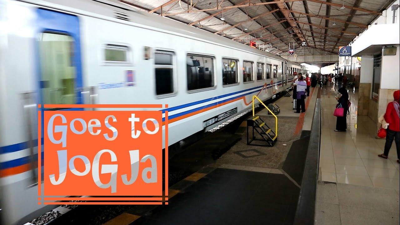 Jalan Jalan Ke Yogyakarta Naik Kereta Api Argo Wilis