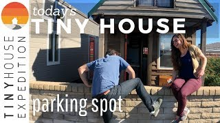 Beautiful Arizona Tiny House Village For Veterans | S1 E14 Today's Tiny House Parking Spot