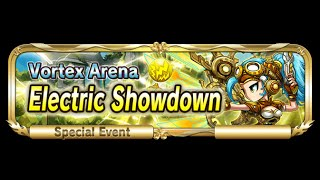 Brave Frontier: Thunder Arena - Electric Showdown
