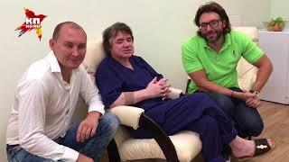 Пропавшего Евгения Осина нашел Андрей Малахов
