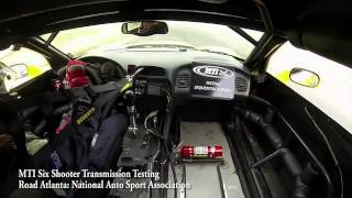 MTI Racing Six Shooter Sequential Transmission