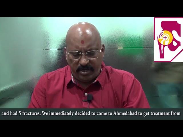Dr Pranav Shah   Patient Haresh Barot   Testimonial