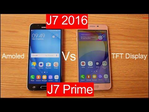 Samsung Galaxy J7 Prime Vs 2016 Detail Comparison