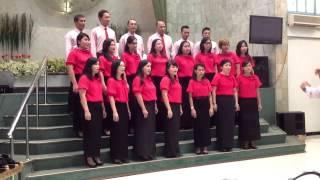 """Ebenhaezer Choir ,""""Tangan Tuhan"""""""