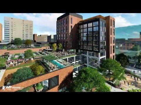 Santa Rita Mixed-Use Development - Midland, Texas