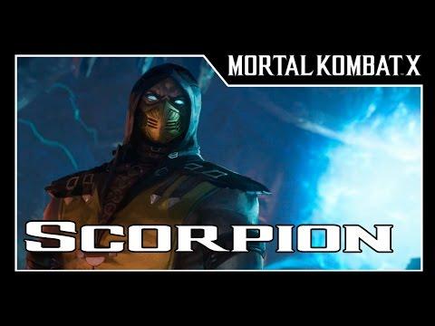 MORTAL KOMBAT X - FINAL SCORPION  [Dublado PT-BR]