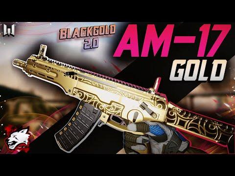 Warface GOLD AM-17 - BEST ENGIE WEAPON / Needs Nerf