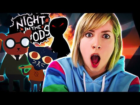 IT'S AFTER US! | Night in the Woods Ep 19