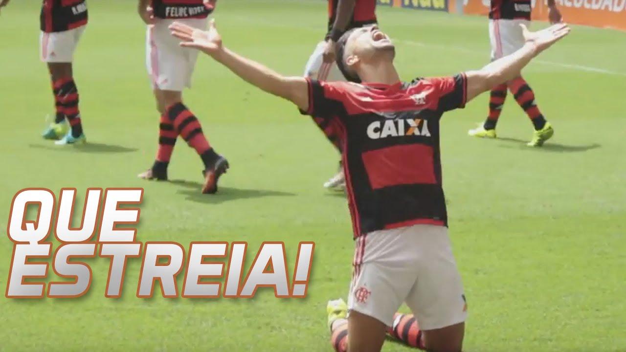 Flamengo 2 x 1 Grêmio - Gol de Diego - YouTube fcb023539d3a1