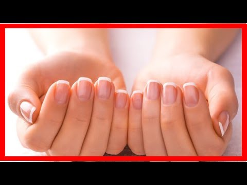 9 tips for natural nail care, inside and out