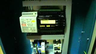Сварочный станок Yilmaz TK 503.AVI(Станок для сварки ПВХ профиля Yilmaz TK503. Применяется в производстве пластиковых окон. Более подробная информа..., 2012-10-04T12:19:27.000Z)
