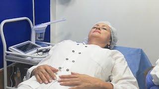 Nervioso migraña bloqueo
