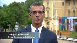 Forum Ekonomiczne w Krynicy – komentarz Grzegorza Maliszewskiego, Głównego Ekonomisty Banku