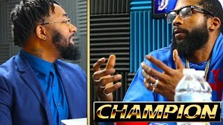 BILL COLLECTOR ADDRESSES JAYBLAC AND LOCK DOWN AUDIENCE | CHAMPION