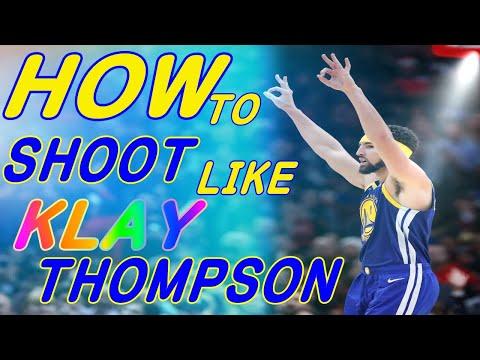 Basketball shooting form】 NBA Shooters Breakdown- How to shoot ...