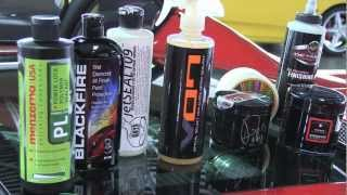 The Difference in Waxes & Sealants - SweetCars Minute Detailing 10 Video