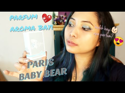Fragrance Review: BABY BEAR, PARIS 🐻