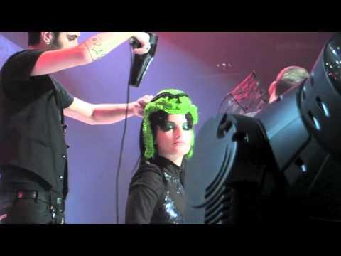 Robin Navarro Harraga Hair stylist pour ToniGuy France