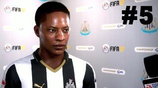 FIFA 17: Cesta #5 | Z Arsenalu do Newcastlu...