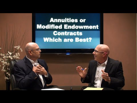 Index Modified Endowment Contracts [IMEC] Vs Hybrid Index Annuities