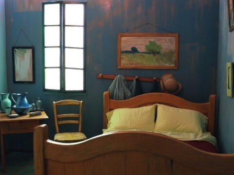Vincent Van Gogh's 'Bedroom' Listed With Airbnb