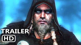 """PS4 - Assassin's Creed Valhalla """"Eivor's Fate"""" Character Trailer (2020)"""
