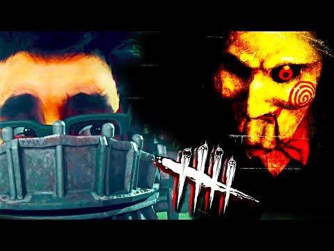 "JIGSAW en DEAD BY DAYLIGHT ""NUEVO ASESINO"" *Nuevo DLC* THE PIG 🔴"