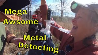mega Awesome Metal Detecting Adventure Day One