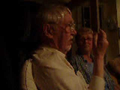 "My Grandfather Lew Murphy singing ""Oh Danny Boy"" in 2007"