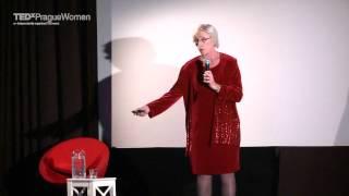 Žena ve více životních rolích: Jaroslava Dušková at TEDxPragueWomen 2013