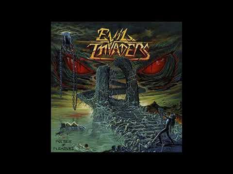 Evil Invaders - Pulses of Pleasure (2015) speed metal | thrash metal | belgium | belgian | metal