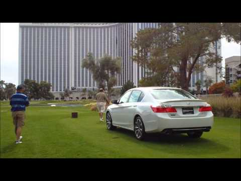 Golf Course Tour of the Las Vegas Country Club - Aftermarket Foundation Charity Tournament