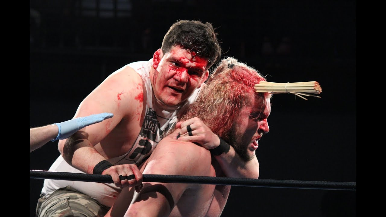 Download Joshua Bishop VS. Dominic Garrini (Submit Or Surrender)-Absolute Intense Wrestling [Free Full Match]