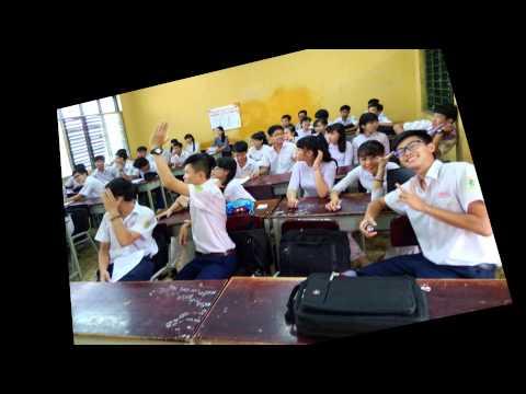 Lớp 10C10 Trường THPT Lý Thường Kiệt (2014 - 2017), GVCN cô Nguyễn Thị Huệ