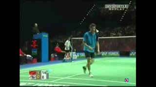 all england open 2006 msf lin dan vs lee hyun il part 4