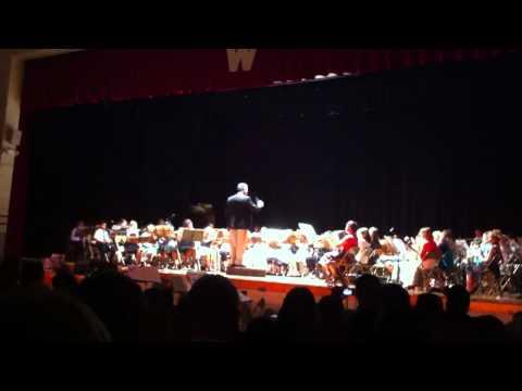 Dorris Intermediate School 5th grade concert 2012