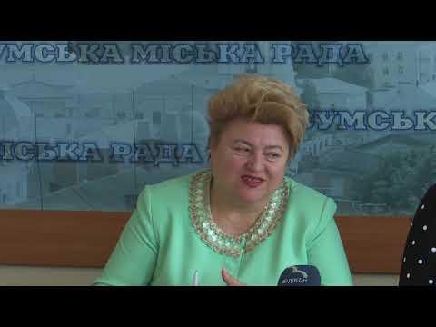 Rada Sumy: Ольга Волошина: Єдиною командою працюємо задля комфорту наших городян